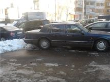 Lincoln Town Car 1997 отзыв владельца | Дата публикации: 06.01.2013
