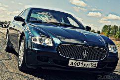Maserati Quattroporte 2006 отзыв владельца | Дата публикации: 19.12.2011