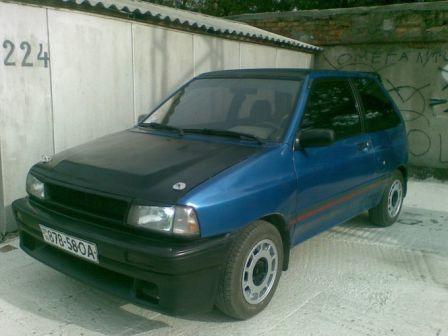 Mazda 121 1987 - отзыв владельца