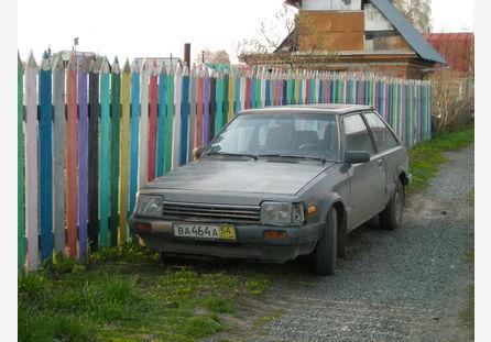 Mazda 323 1983 отзыв владельца