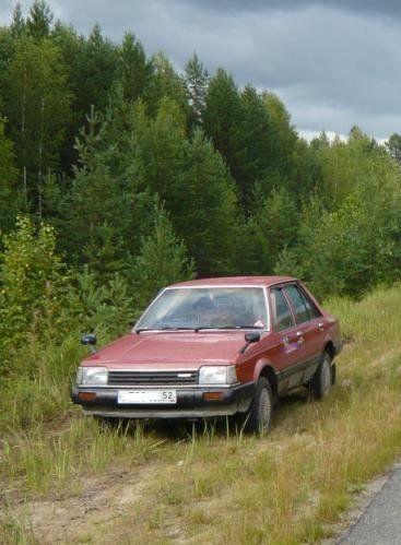 Mazda 323 1983 - отзыв владельца