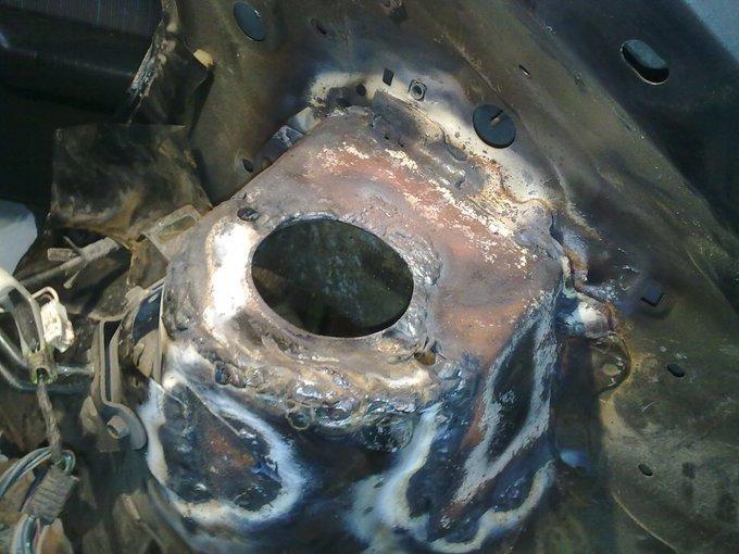 Фото №2 - ремонт стакана ВАЗ 2110