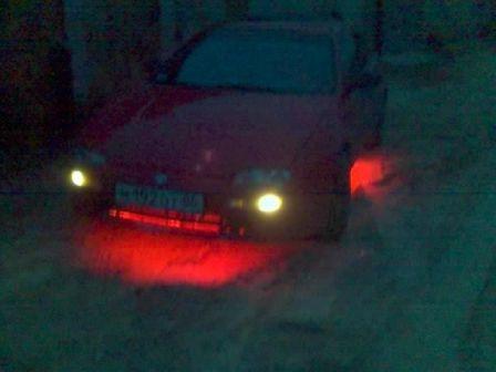 Mazda 323F 1997 - отзыв владельца