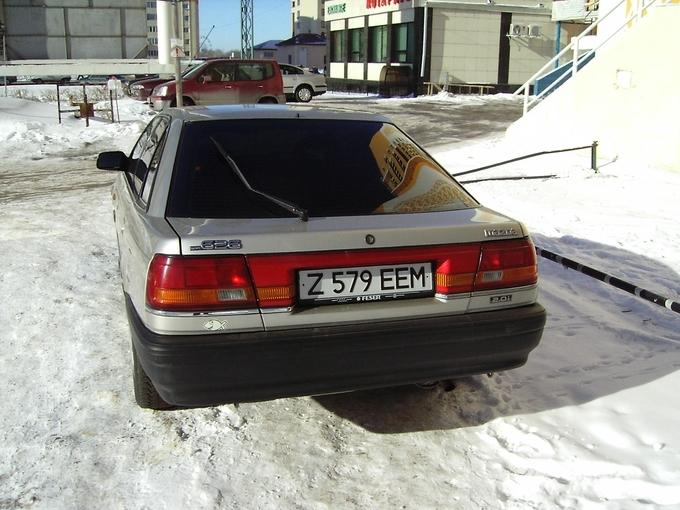все датчики на mazda 626 gd 1991 года выпуска