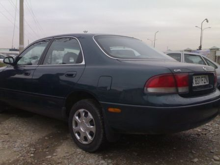 Mazda 626 1994 - отзыв владельца