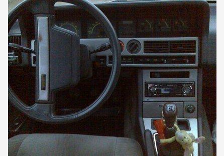 Mazda 929 1985 отзыв владельца