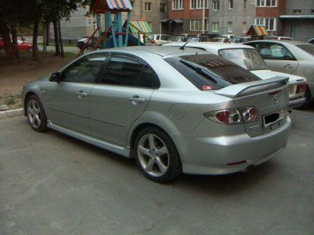 Mazda Atenza  - отзыв владельца