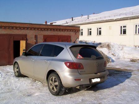 Mazda Axela 2004 - ����� ���������