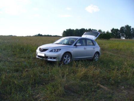 Mazda Axela 2003 - отзыв владельца