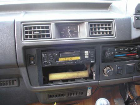 Mazda Bongo 1989 - отзыв владельца
