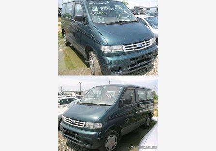 Mazda Bongo Friendee 1995 ����� ���������