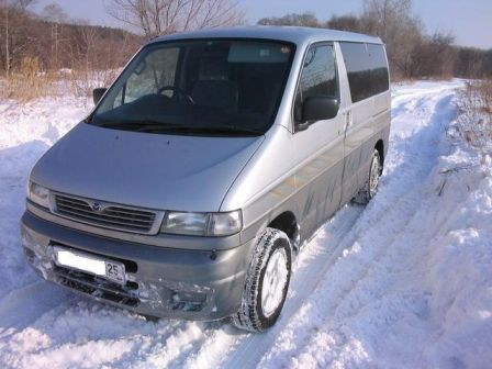 Mazda Bongo Friendee 1998 - ����� ���������