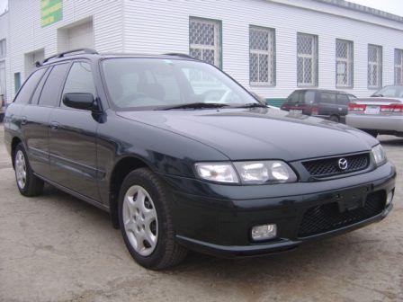 Mazda Capella 1998 - ����� ���������
