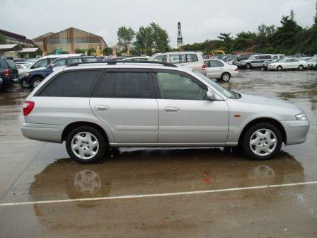 Mazda Capella 2002 - ����� ���������