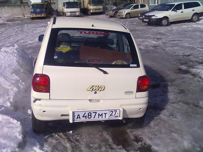 Mazda Carol.