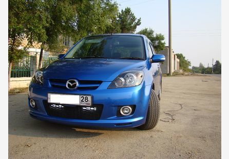 Mazda Demio 2005 отзыв