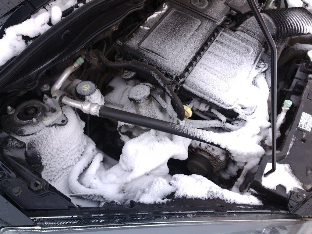 Как заменить масло у авто