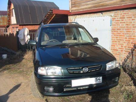 Mazda Demio 1999 - ����� ���������