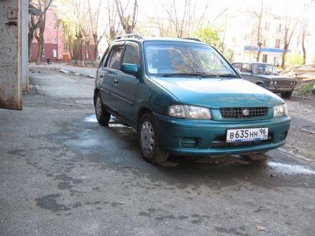 Mazda Demio 1997 - ����� ���������