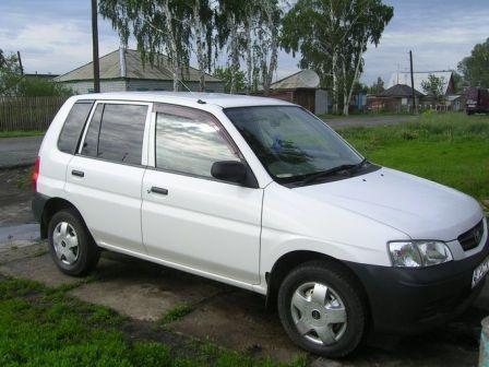Mazda Demio 2004 - ����� ���������