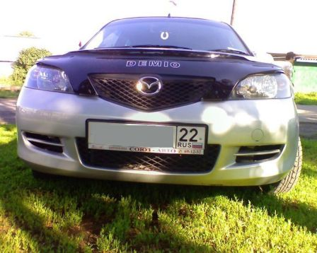 Mazda Demio 2002 - ����� ���������