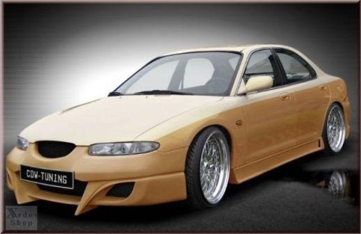 Mazda Eunos 500 1992 - отзыв владельца