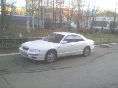 Mazda Eunos 800 1994 - отзыв владельца
