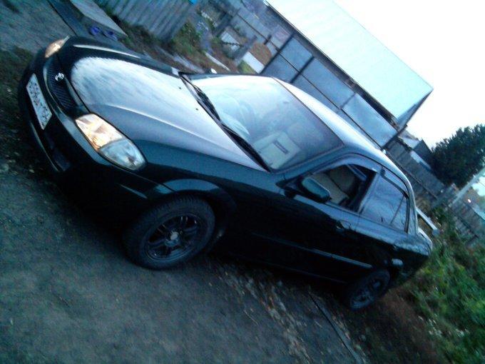 Mazda Familia.