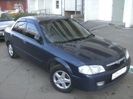 Mazda Familia 1999 - отзыв владельца