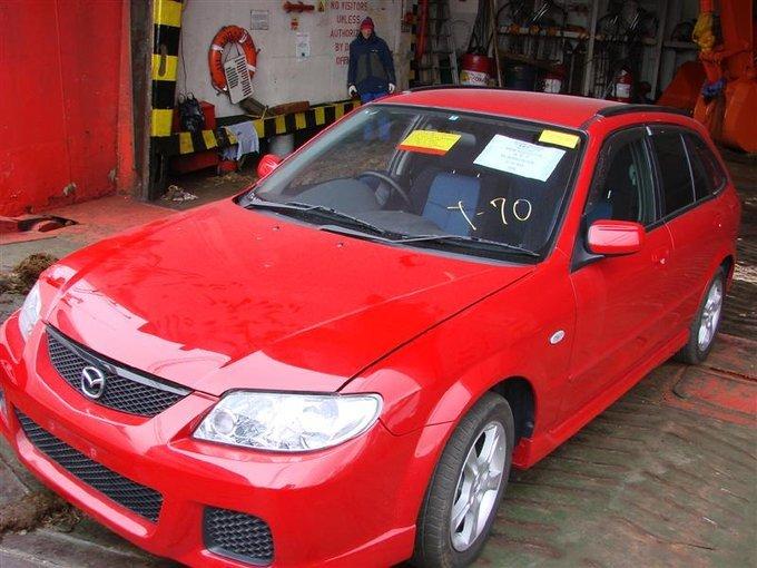 В продаже Mazda Familia, 1998 по…