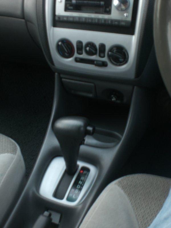 Mazda Familia S-Wagon.