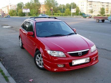 Mazda Familia S-Wagon 2000 - ����� ���������