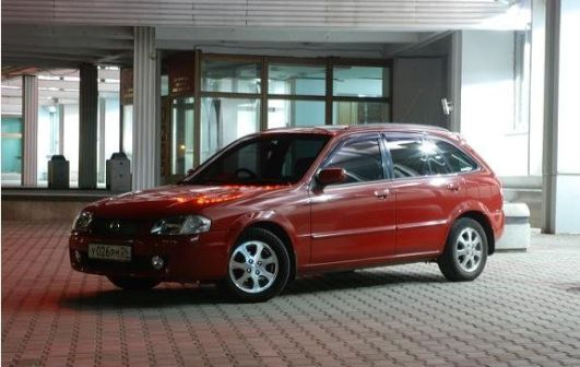 Mazda Familia S-Wagon 1998 - ����� ���������
