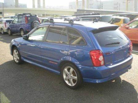 Mazda Familia S-Wagon 2003 - ����� ���������
