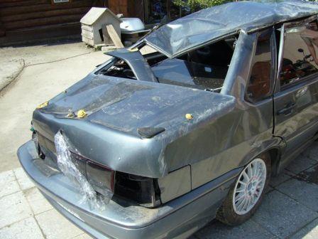 Mazda Familia S-Wagon 2001 - отзыв владельца