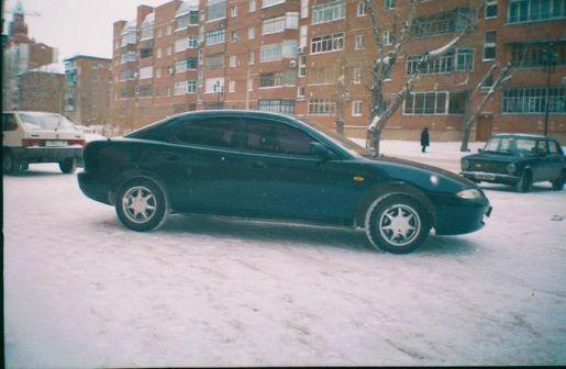 Mazda Lantis 1994 - отзыв владельца
