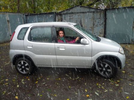 Mazda Laputa 2001 - отзыв владельца