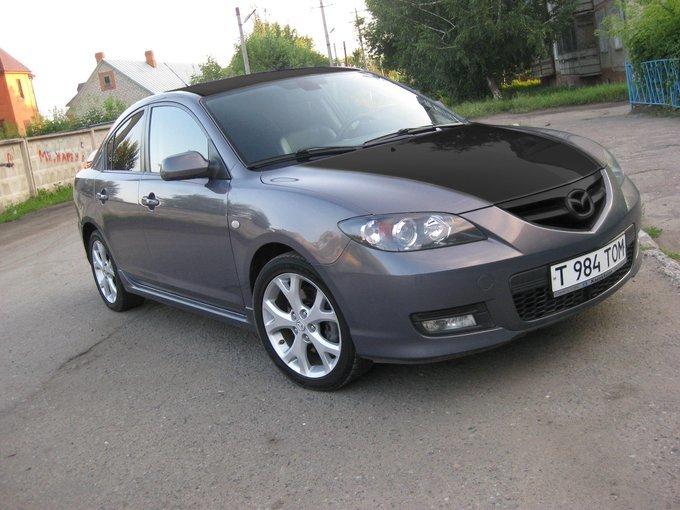 Mazda Mazda3.