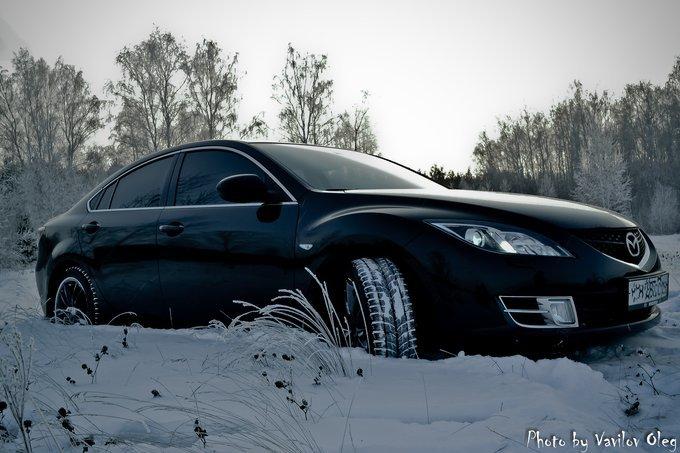Mazda Mazda6.