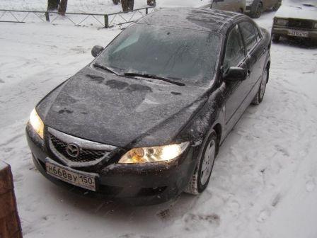 Mazda Mazda6 2003 - ����� ���������