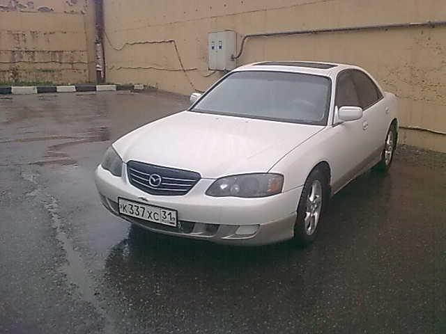 Mazda Millenia.