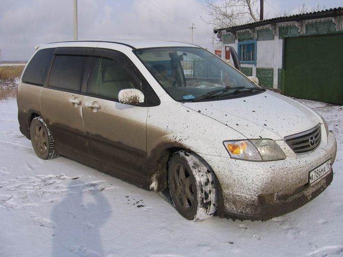 Mazda MPV.