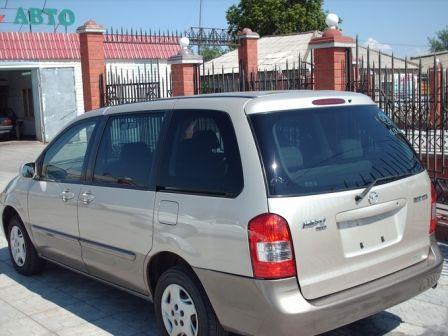 Mazda MPV 1999 - отзыв владельца