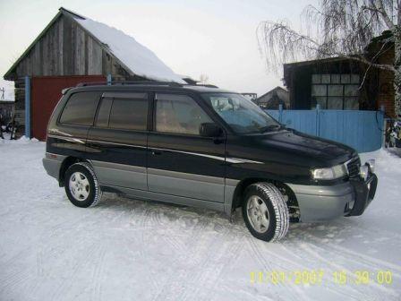 Mazda MPV 1996 - ����� ���������