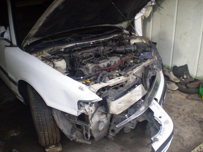 Mazda Persona.