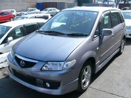 Mazda Premacy 2003 - отзыв владельца