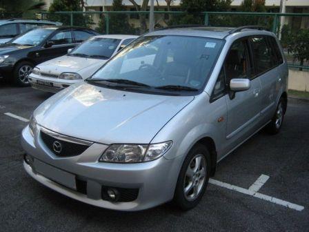 Mazda Premacy 2004 - отзыв владельца