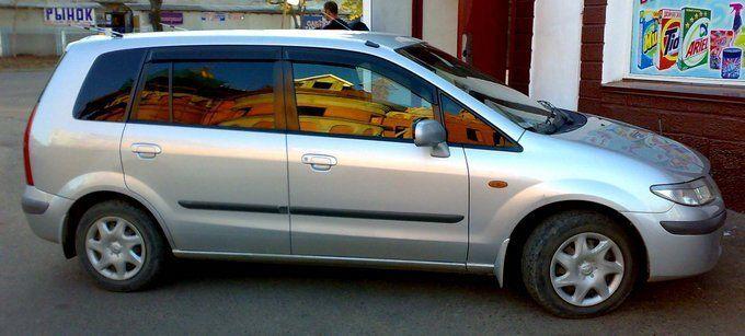 Mazda Premacy 1999 - ����� ���������
