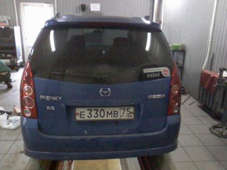 Mazda Premacy 2001 - ����� ���������