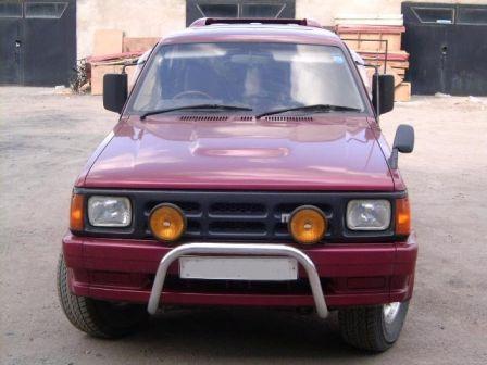 Mazda Proceed Marvie 1994 - отзыв владельца